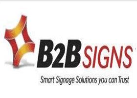 B2B Signs